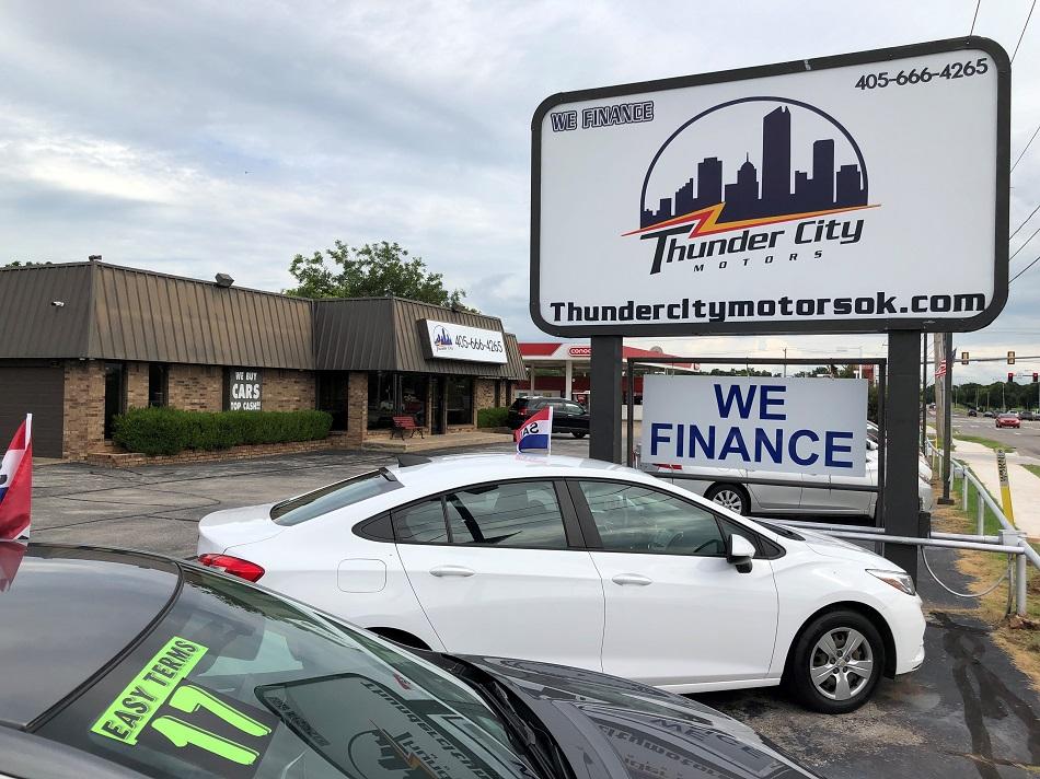 Glen Rabe Car Dealership | Ardmore | Oklahoma